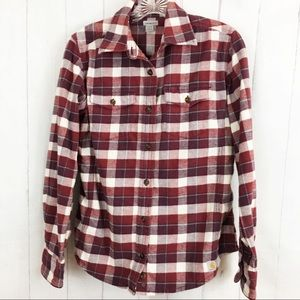 Carhartt Button Down Flannel